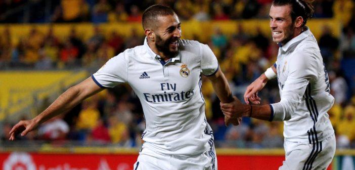 Opstelling Borussia Dortmund – Real Madrid
