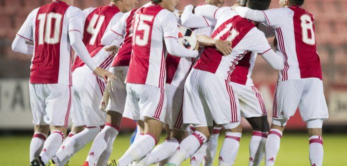 Samenvatting Jong ajax – FC Oss
