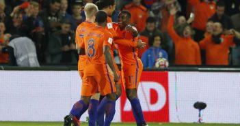 Nederland wint