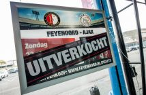 Opstelling Feyenoord Ajax