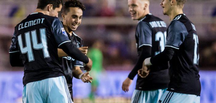 Samenvatting Kozakken Boys – Ajax