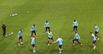 Nederland training belgie