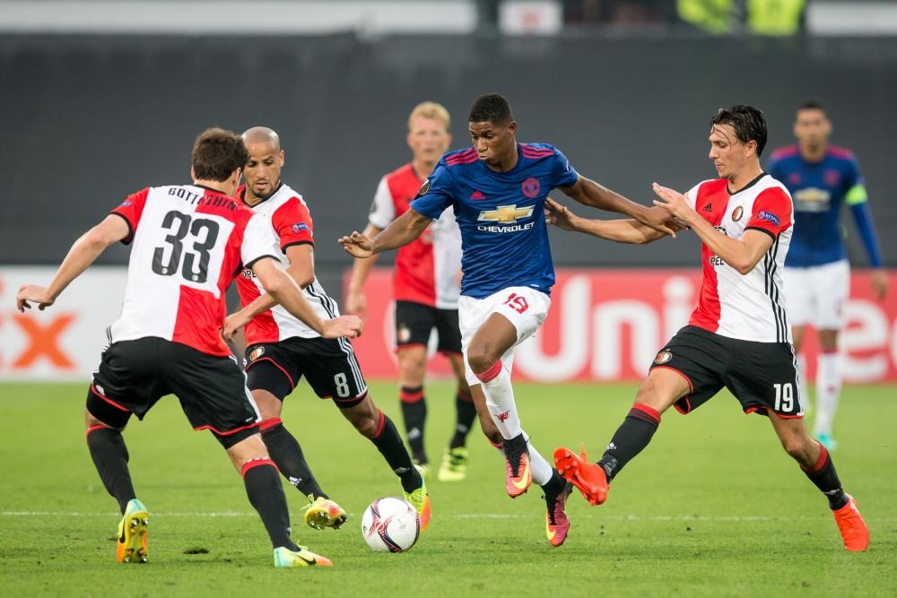 Feyenoord Manchester United