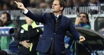 Frank de Boer ontslagen