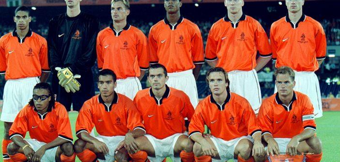 nederland - belgie 5-5