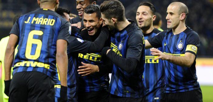 GOAL: Omhaal van Murillo voor Inter