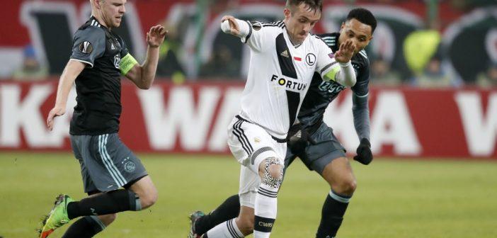 Ajax moet in eigen huis afrekenen met Legia Warschau
