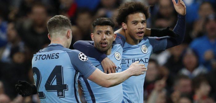 Manchester City en Atletico Madrid winnen doelpuntrijke wedstrijden