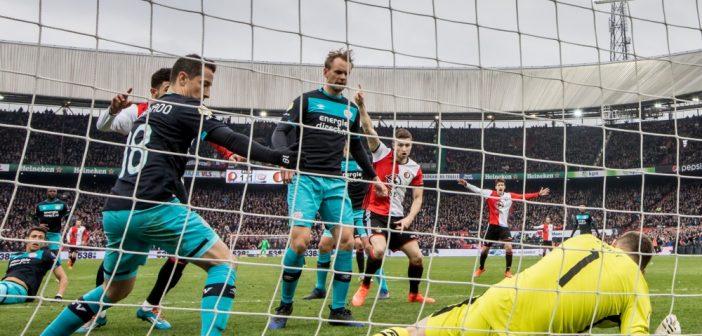 Feyenoord wint dankzij technologie van concurrent PSV