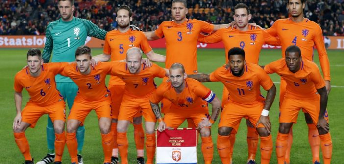 De laatste tien: Wedstrijden van het Nederlands elftal
