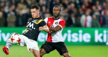 Miquel Nelom vertrekt naar Sparta Rotterdam