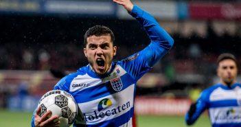 Mustafa Saymak PEC Zwolle