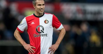 Robin van Persie kwam in de transferwindow naar Feyenoord