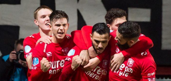 FC Twente-speler: ''Ik zou enorm blij zijn met een belletje van de bondscoach''