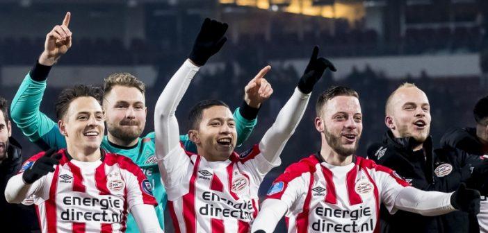 ''Als ik wegga bij PSV, hoop ik op een club uit de Premier League of uit de Bundesliga''