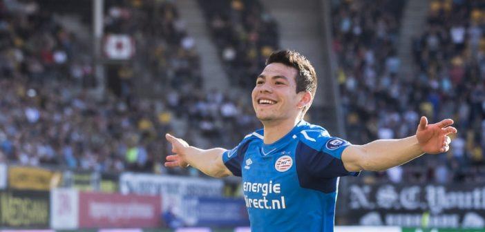 Lozano: ''Of Everton een optie is, daar denk ik nu niet aan''