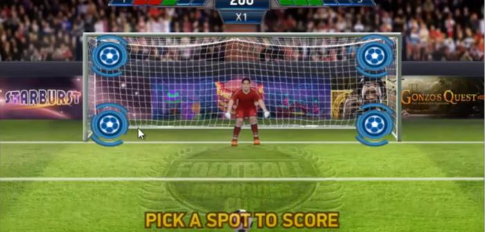 Voetbalfans in het online casino